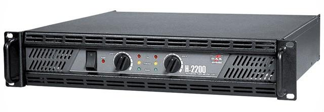 Etapa de potencia DAS H2200