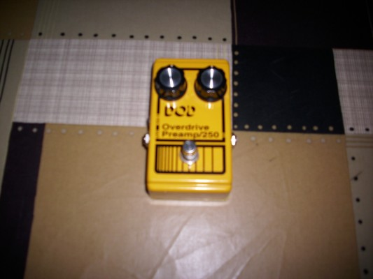 DOD 250 Overdrive Preamp