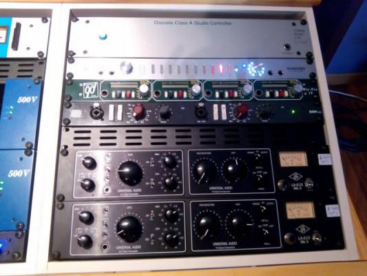 Apogee Ensemble (con adapador Thunderbolt)