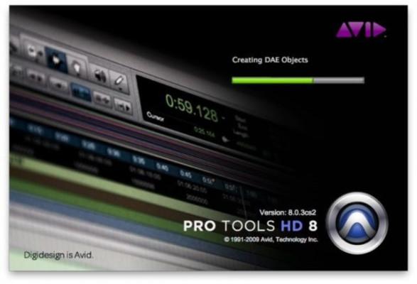 Sistema Pro Tools HD 8