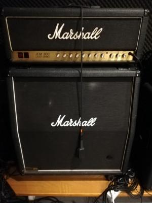 Amplificador Marshall JCM 800 de 1990