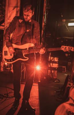 Fender American Deluxe Precision Bass