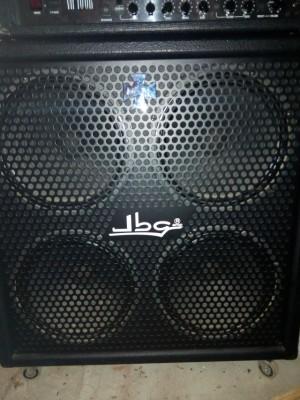 Pantalla JBG 4x12 (solo venta) Rebajado!