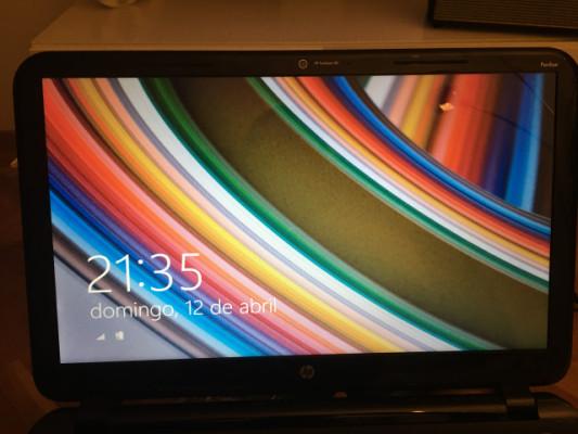 Ordenador HP Pavillion 15 AMD A4 4Gb / 280Gb