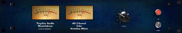 REBAJA Tegeler Audio Summing Mixer 32 nuevo sin DESPRECINTAR /CAMBIO