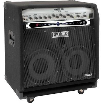 Vendo Amplificador de Bajo Fender Pro 400