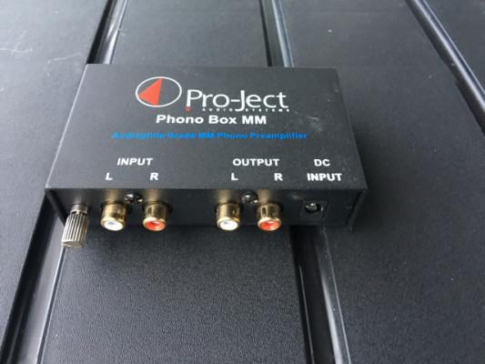 amplificador Pro-ject Phono Box MM