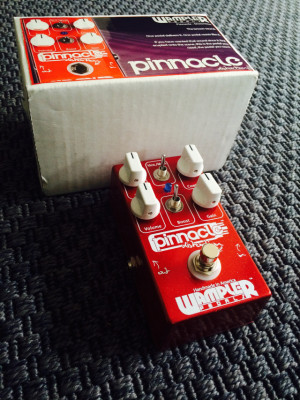 Vendo Pedal distorsion Pinnacle de Wampler USA