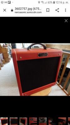 Fender junior lll