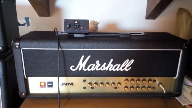 Marshall JVM 205H CABEZAL como nuevo- OFERTON