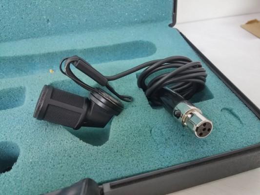 Micrófono de condensador de clip SENNHEISER MKE40-4