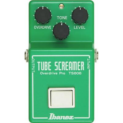 pedal nuevo tube screamer 808 ibanez a ESTRENAR