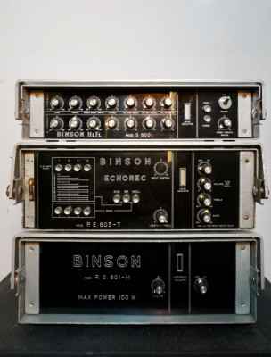 Binson Pack II