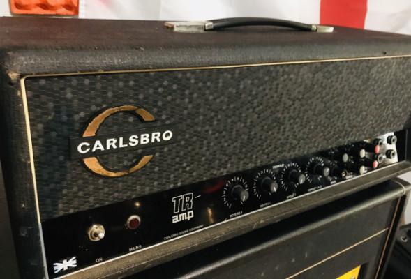 Carlsbro TR-60 vintage plexi.