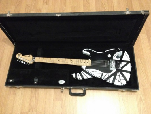 Charvel EVH Art Series USA - NOS (New Old Stock) = NUEVA.