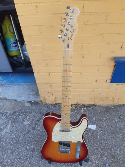 Fender telecaster made in usa