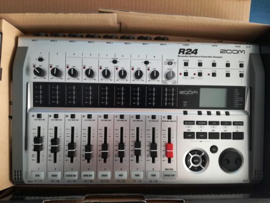 audio interface manual Zoom R24