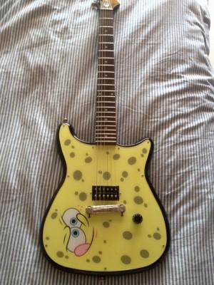 Epiphone Spongebob. Rebajada.