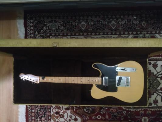 Fender Telecaster Baja (modificada)