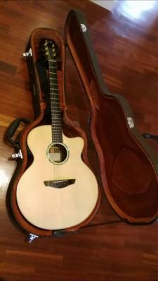 Guitarra electroacústica Faith FJCEHG€