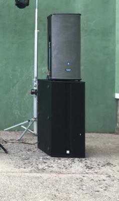 Equipo sonido completo