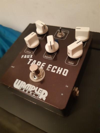 Wampler Faux Tape Echo V1
