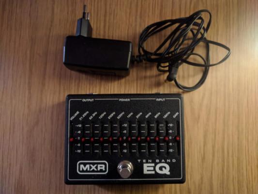 DUNLOP MXR EQ 10 bandas
