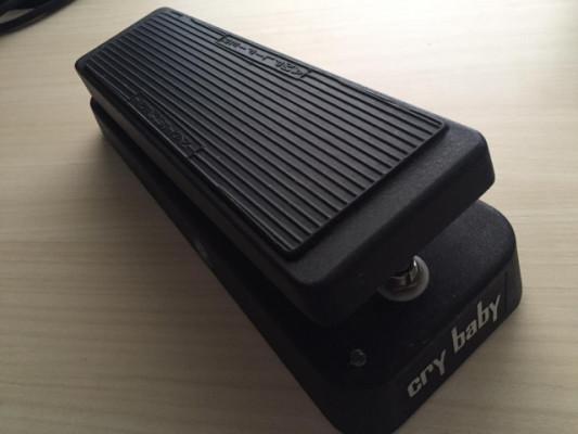 CryBaby Dunlop GCB95 WAH WAH