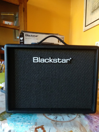 AMPLIFICADOR GUITARRA ELECTRICA ( blackstar lt-echo 15)