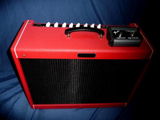 Fender Hot Rod Deluxe III Red Octover