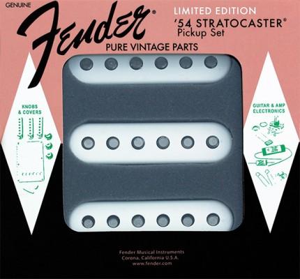 Fender 60th Anniversary 1954 Strat Pickups