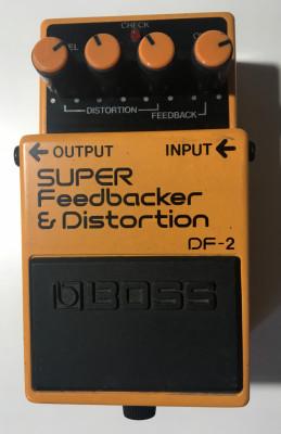 Boss SF-2 Super Feedbacker & Distortion