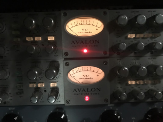 Avalon 737 valvulas nuevas