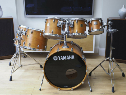 Batería Yamaha maple custom absolute