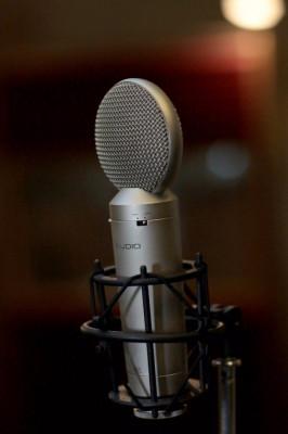 Micrófono de condensador M-Audio Solaris