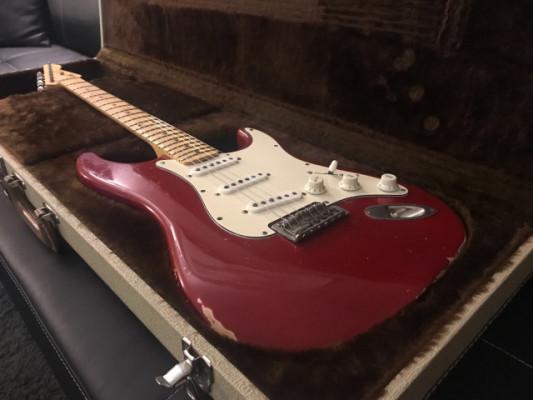 Lsl Saticoy Relic Stratocaster