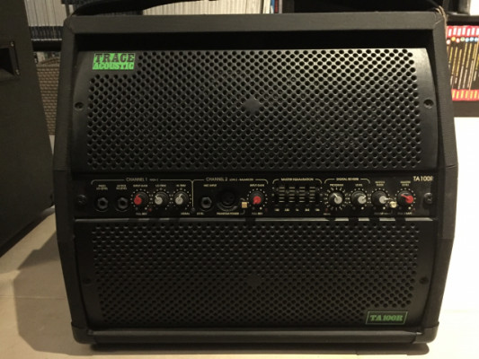 Trace Elliot acoustic TA100R made UK