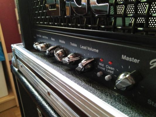 Cabezal ENGL E315 - Gig Master (+ CASE + pedal cambio canal Z4)