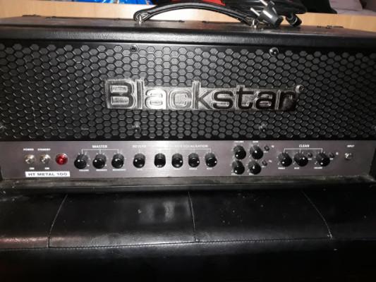 Blackstar HT 100 Metal Head