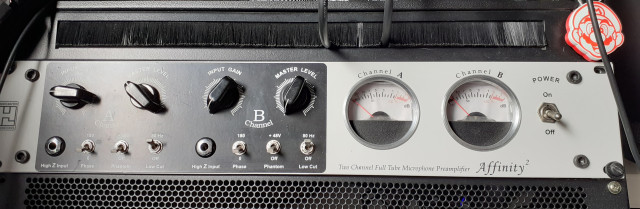 HCL Affinity 2 Preamp