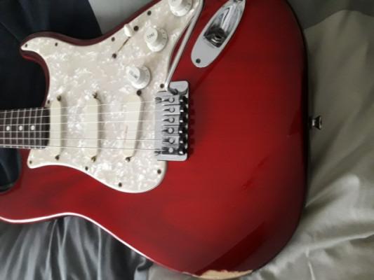 Fender Stratocaster Plus Deluxe 50 Aniversario.