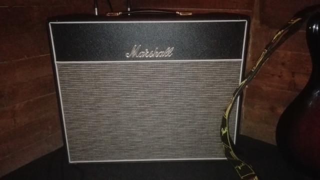 """Marshall 1974x 18 wat """"Minibluesbeaker"""""""