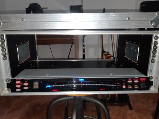 Afinador rack korg Mod-DTR 2000+rack 4 unidades