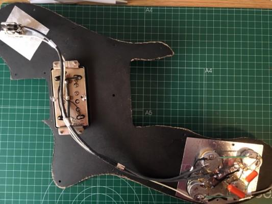 Vendo o cambio Fender Telecaster Road Worn 72