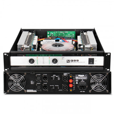 Electro Voice EV Q99 power amp professional NUEVO