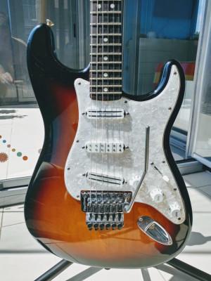 Fender Stratocaster Dave Murray MIM