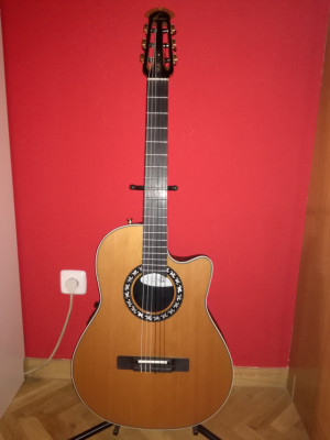 Ovation 1773 lx nylon