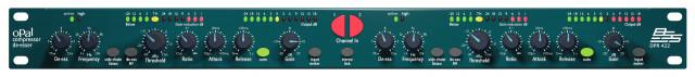Vendo/Cambio Compresor analógico BSS DPR-422