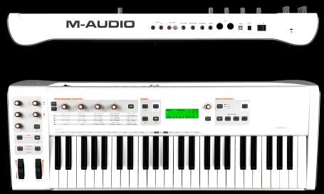 Audio Venom por mpc 500