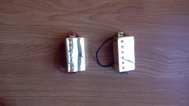 Pastillas Epiphone Les Paul Custom